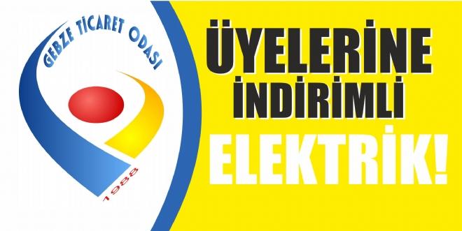 Gto'dan Üyelerine İndirimli Elektrik