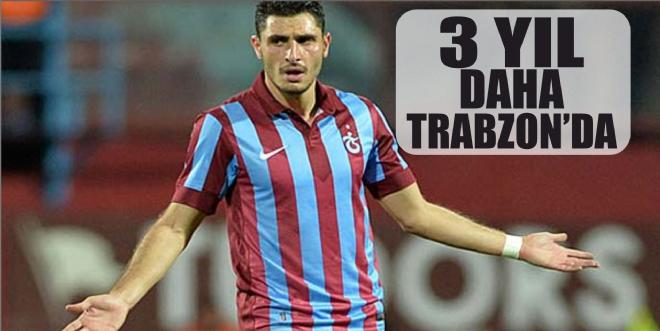 Trabzonspor Özer Hurmacı ile nikah tazeledi