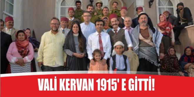 Güzeloğlu, Kervan 1915'e gitti