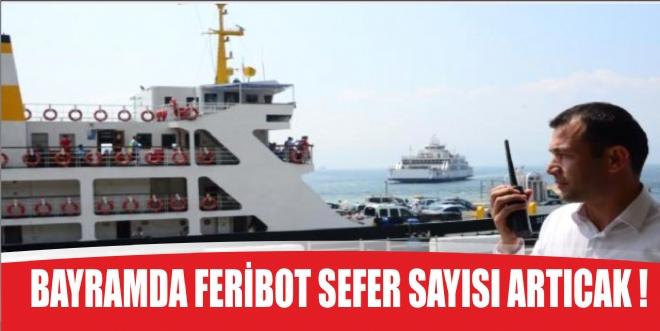Bayram Trafiği İçin Karayolu ve Deniz İşletmelerinde Önlemler Alınmaya Başlandı