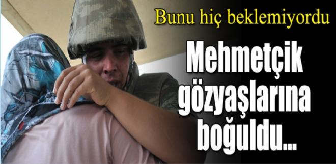 Askere bayram sürprizi