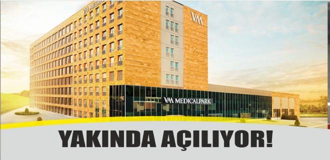 Vm Medıcal Park Kocaeli Hastanesi Açılıyor