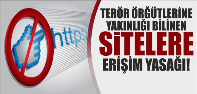 TİB'den PKK'ya Yakın Sitelere Erişim Engeli