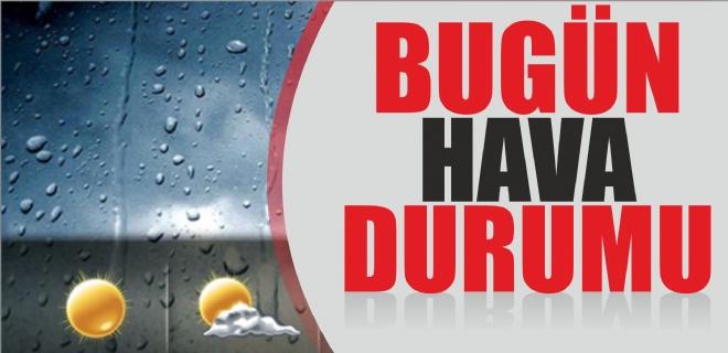 27 Temmuz 2015 yurtta hava durumu