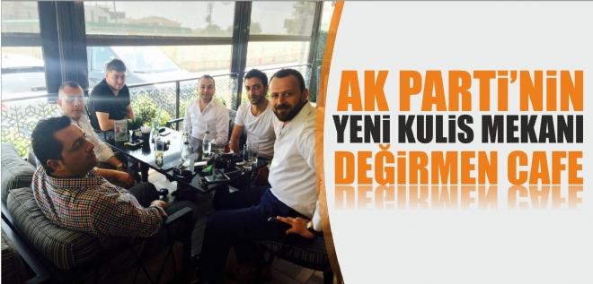 AK Parti Gebze'nin yeni kulis mekânı!