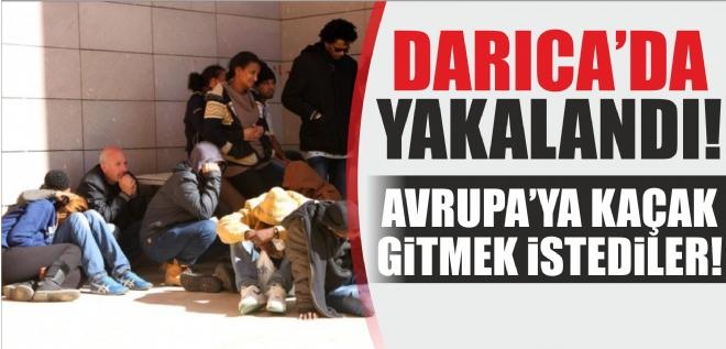 Darıca'daki kaçaklar yakalandı