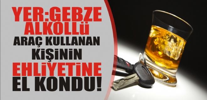 Alkollü sürücüler yollarda