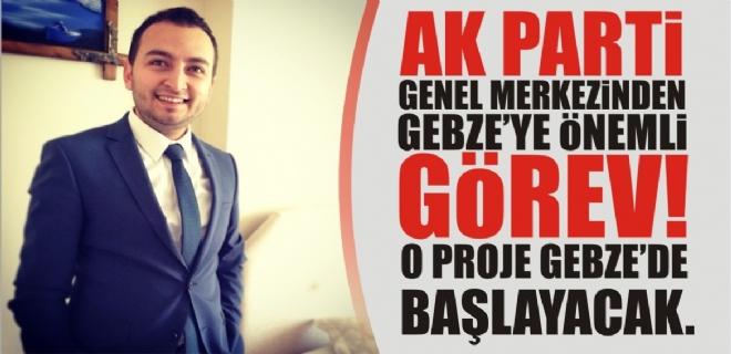 O proje Gebze'den başlayacak!