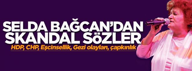 Selda Bağcan'dan skandal sözler!