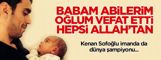Kenan Sofuoğlu imanda da dünya şampiyonu