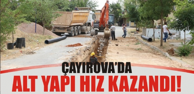 ALTYAPI HIZ KAZANDI