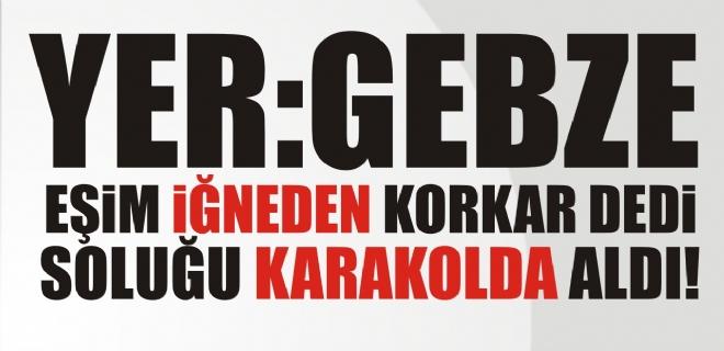 EŞİM KORKAR' DEDİ KARAKOLLUK OLDU!