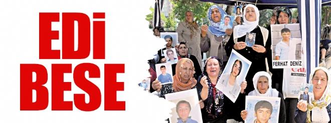 Kürtlerden PKK'ya 'Edi bese'