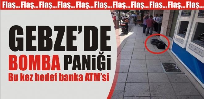 GEBZE'DE BOMBA PANİĞİ!
