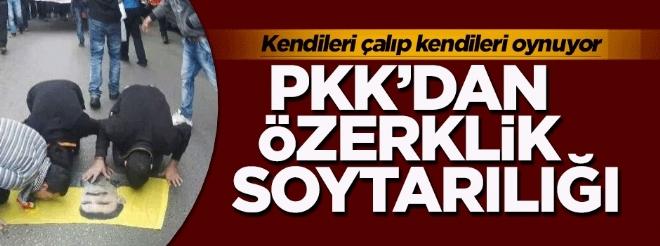 PKK'dan özerklik soytarılığı