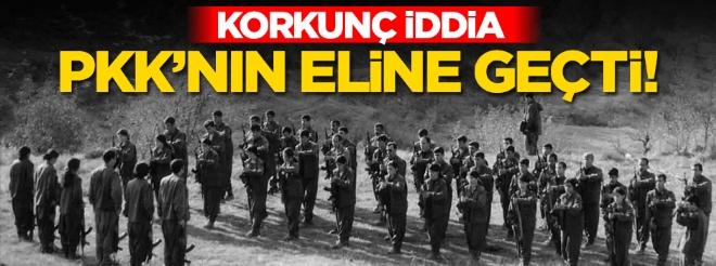 PKK roketinde Alman izi!