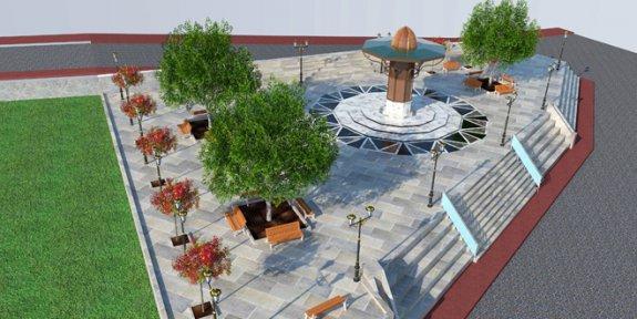 Şekerpınar Mahallesi'nde Meydan Projesi Başladı