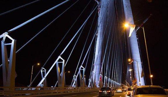 Üçüncü köprü çevresine değer kattı