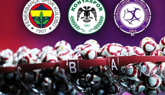 UEFA Avrupa Ligi'nde gruplar belli oldu!