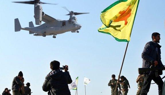 ABD'nin YPG'ye silah verdiği anın görüntüleri ortaya çıktı!