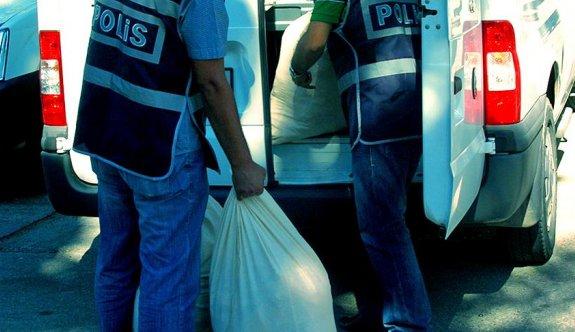 Avukatın evinden 13 çuval 'devlet sırrı' çıktı