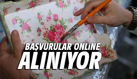 Başvurular online alınıyor