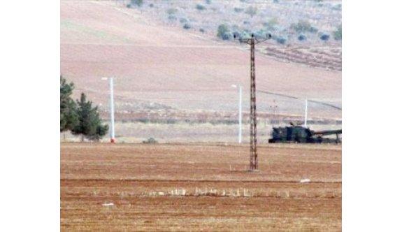 Bomba yüklü araç içindekilerle imha edildi