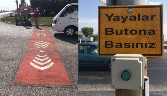 Bu sensör trafiği azaltacak