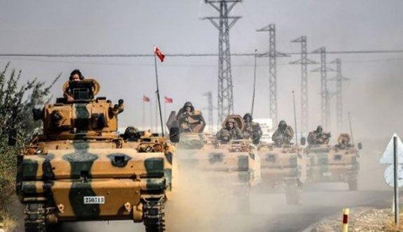 Cerablus'ta operasyonların ardından alınan bölgeler