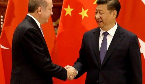 Çin'den flaş 'Türkiye' açıklaması