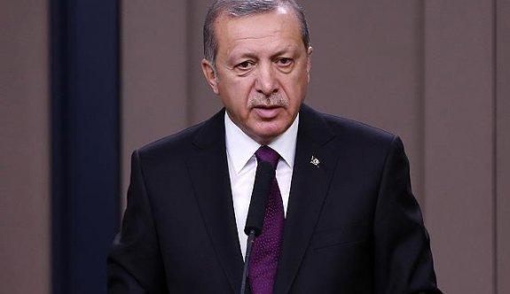 Cumhurbaşkanı Erdoğan'dan FETÖ uyarısı