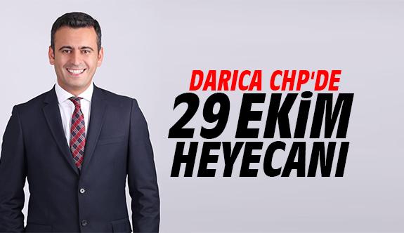 Darıca CHP'de 29 Ekim Heyecanı
