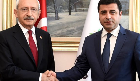 Demirtaş'tan Kılıçdaroğlu'na: Saf