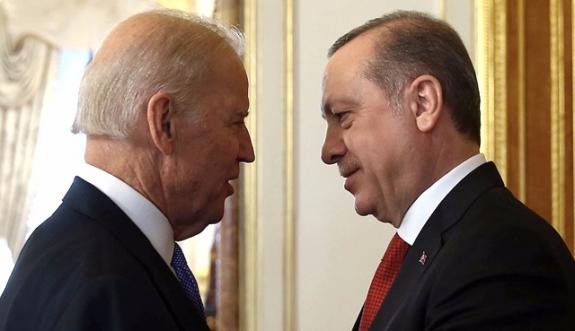 Erdoğan'dan Biden'a tokat gibi cevap