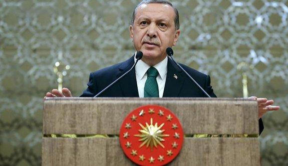 Erdoğan'dan çok net FETÖ mesajı