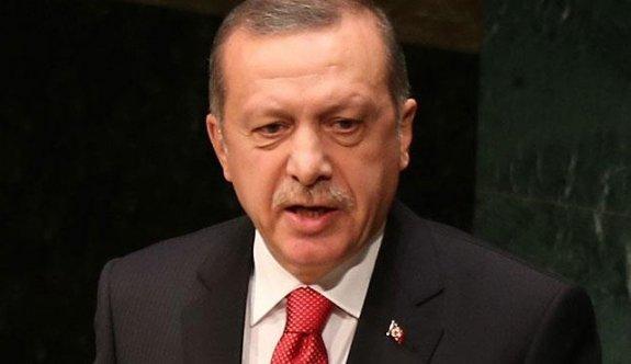 Erdoğan'dan mülteci tepkisi