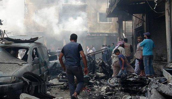 İdlib'te kanlı gün: 28 ölü!