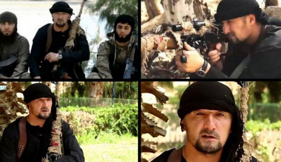 IŞİD'in başına geçti!