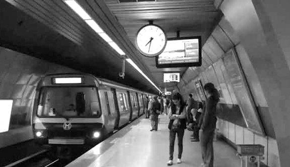 İstanbul'da Metro'da korkunç olay!
