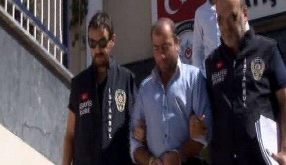 Kadın yolcuyu tekmeleyen saldırgan tutuklandı!