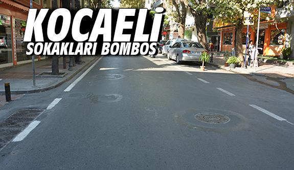 Kocaeli sokakları bomboş