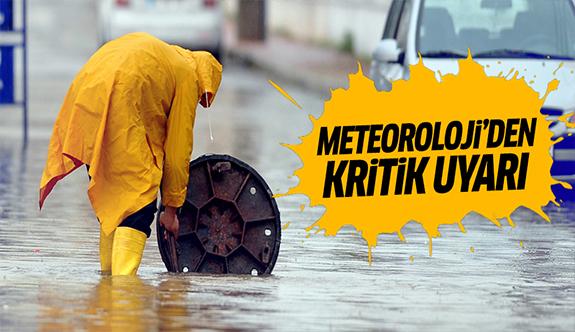 Meteoroloji'den Kocaeli için kritik uyarı