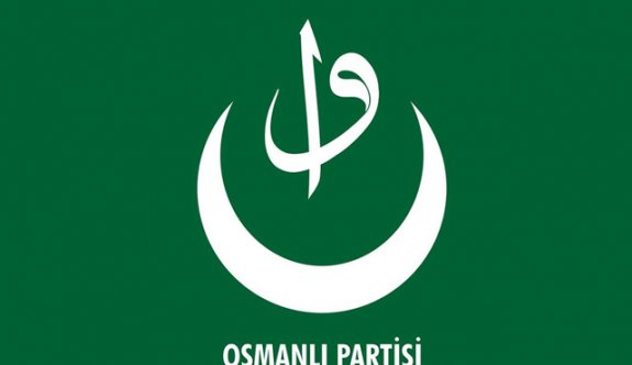Osmanlı Partisi resmen kuruldu