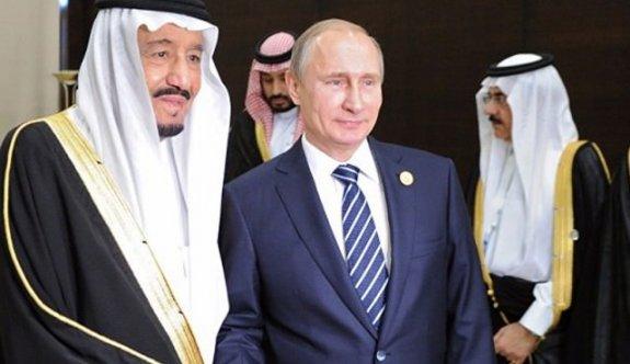 Rusya ve Suudi Arabistan'dan kritik imza!