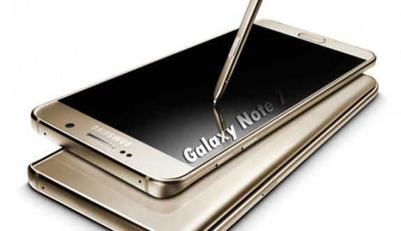 Samsung Note 7'leri geri çekiyor
