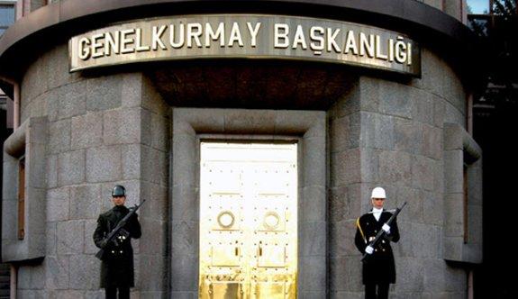 TSK'dan 'Fırat Kalkanı' açıklaması
