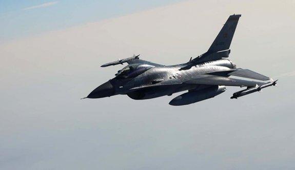 Türk jetleri 4 DAEŞ hedefini vurdu