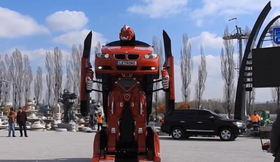 Türk Mühendislerimiz Bütün Dünyayı Kıskandıracak Bir Robot Yaptılar