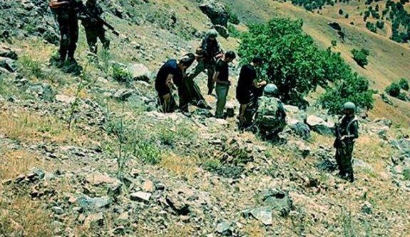 Tutuklanan terörist PKK/FETÖ ilişkisini anlattı