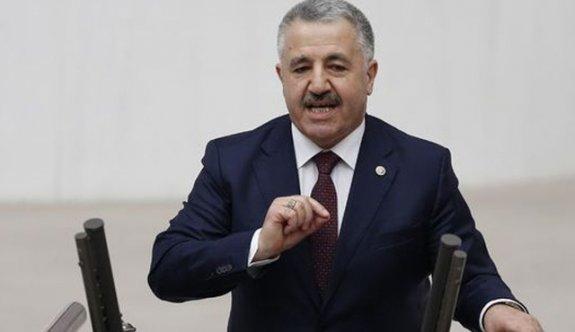 Ulaştırma Bakanı Arslan'dan 'Mahmutbey' açıklaması